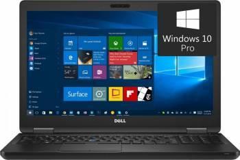 Laptop Dell Latitude 5580 Intel Core Kaby Lake i5-7440HQ 256GB 8GB Win10 Pro FullHD Laptop laptopuri