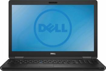 Laptop Dell Latitude 5580 Intel Core Kaby Lake i7-7820HQ 512GB 32GB FullHD Laptop laptopuri