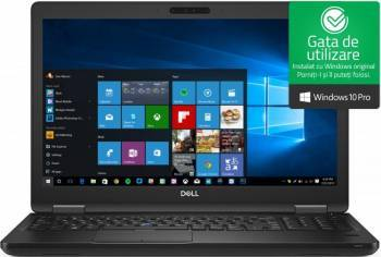 Laptop Dell Latitude 5590 Intel Core Kaby Lake R (8th Gen) i7-8650U 512G SSD 16GB FullHD Win10 Pro Tast. ilum. Laptop laptopuri