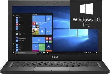 Laptop Dell Latitude 7280 Intel Core Kaby Lake i5-7300U 256GB 8GB Win10 Pro FullHD Fingerprint Laptop laptopuri