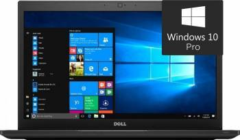 Laptop Dell Latitude 7480 Intel Core Kaby Lake i7-7600U 512GB 16GB Win10 Pro FullHD Laptop laptopuri