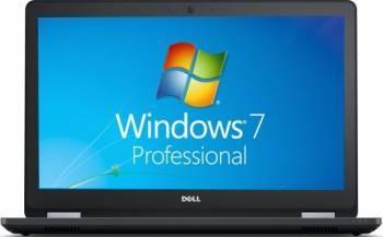 Laptop Dell Latitude E5570 Intel Core Skylake i5-6440HQ 500GB-7200rpm 4GB Win7 Pro HD Fingerprint Laptop laptopuri