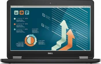 Laptop Dell Latitude E5570 Intel Core Skylake i7-6600U 500GB 8GB AMD Radeon R7 M360 2GB FHD Fingerprint Reader Laptop laptopuri