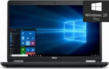Laptop Dell Precision 3520 Intel Core Kaby Lake i7-7820HQ 512GB SSD 16GB nVidia Quadro M620 2GB FullHD Win10 Pro Laptop laptopuri