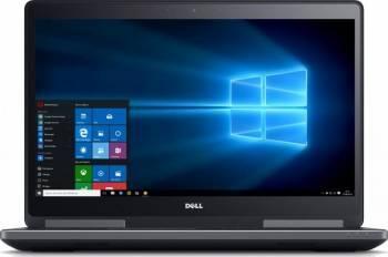 Laptop Dell Precision 7710 Intel Core i7-6820HQ 256GB 8GB Nvidia Quadro M3000M 4GB Win10 Pro FullHD