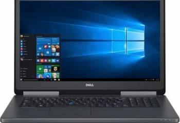 Laptop Dell Precision 7720 Intel Core KabyLake i7-7920HQ 1TB HDD+256GB SSD 32GB nVidia Quadro P4000 8GB Win10Pro FHD FPR