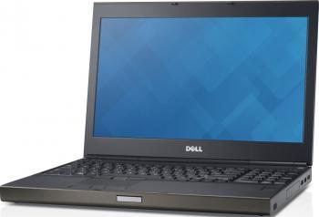 Laptop Dell Precision M4800 i7-4800MQ 500GB 8GB K1100 WIN7 Pro