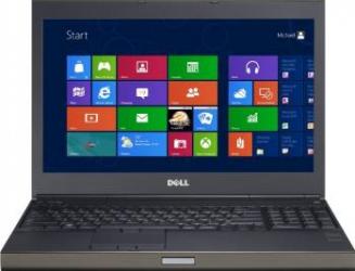 Laptop Dell Precision M4800 i7-4810MQ 500GB+8GB 8GB Quadro K1100M 2GB WIN7 Pro