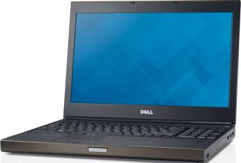 Laptop Dell Precision M4800 i7-4810MQ 500GB 8GB FirePro M5100 WIN7 Pro