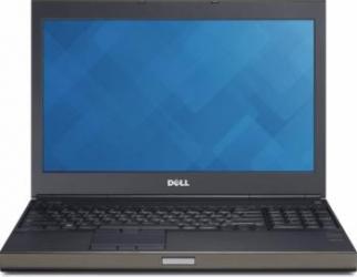 Laptop Dell Precision M4800 i7-4910MQ 1TB 16GB Quadro K2100M 2GB WIN7 Pro