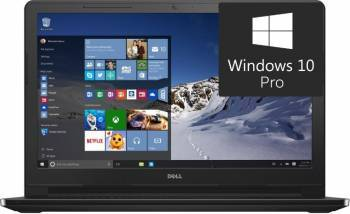 Laptop Dell Vostro 3568 Intel Core Skylake i3-6006U 1TB 4GB AMD Radeon R5 M420 2GB Win10 Pro laptop laptopuri