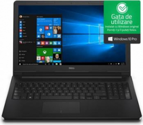 pret preturi Laptop Dell Vostro 3568 Intel Core Kaby Lake i5-7200U 1TB HDD 8GB Win10 Pro FullHD