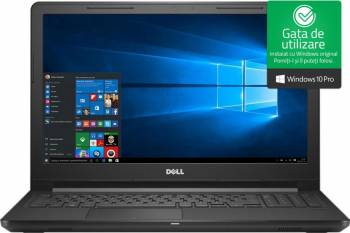 pret preturi Laptop Dell Vostro 3578 Intel Core Kaby Lake R (8th Gen) i7-8550U 1TB 8GB AMD Radeon 520 2GB Win10 Pro FullHD