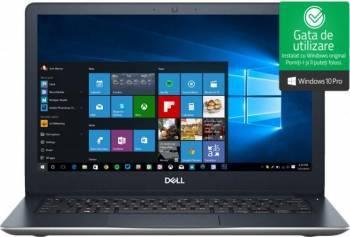 pret preturi Laptop Dell Vostro 5370 Intel Core Kaby Lake R (8th Gen) i5-8250U 256GB 8GB Win10 Pro FullHD Tast. il.
