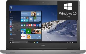 Laptop Dell Vostro 5459 Intel Core Skylake i5-6200U 256GB 4GB Nvidia GeForce 930M 4GB Win10 Pro HD FPR 4ani garantie NBD Laptop laptopuri