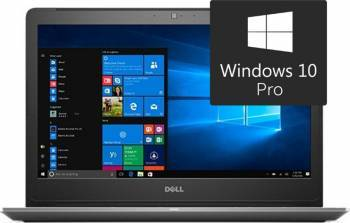 Laptop Dell Vostro 5468 Intel Core i3-6006U 128GB 4GB Win10 Pro HD Fingerprint