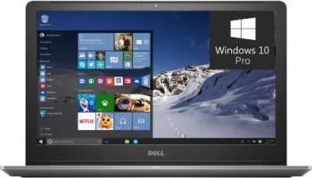 Laptop Dell Vostro 5568 Intel Core Kaby Lake i5-7200U 1TB HDD+128GB SSD 4GB nVidia 940MX 2GB Win10 Pro FullHD FPR 3ani g Laptop laptopuri