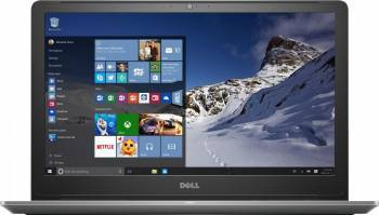 Laptop Dell Vostro 5568 Intel Core Kaby-Lake i5-7200U 256GB 8GB nVidia GeForce 940MX 2GB Win10 Pro FullHD 3ani garantie Laptop laptopuri