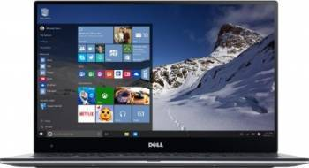 Ultrabook Dell XPS 9360 Intel Core Kaby Lake i7-7500 512GB 16GB Win10 Pro QHD+ 3ani garantie Laptop laptopuri