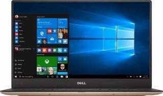 Laptop Dell XPS 9360 Intel Core Kaby Lake i7-7500U 256GB 8GB Win10 FullHD Rose Gold