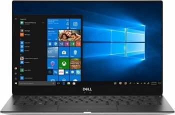 Ultrabook Dell XPS 9370 Intel Core Kaby Lake R (8th Gen) i7-8550U 512GB SSD 16GB Win10 Pro FPR Laptop laptopuri