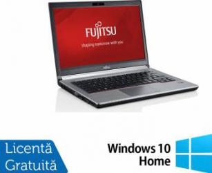 pret preturi Laptop FUJITSU SIEMENS Lifebook E734 Intel Core i5-4200M 2.50GHz 8GB DDR3 120GB SSD 13.3 Inch + Windows 10 Home