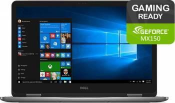 Laptop Gaming 2in1 Dell Inspiron 7773 Intel Core Kaby Lake R (8th Gen) i5-8250U 1TB HDD 12GB nVidia GeForce MX150 2GB Laptop laptopuri