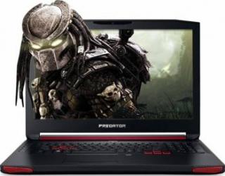 Laptop Gaming Acer Predator G9 Intel Core Kaby Lake i7-7700HQ 256GB 16GB nVidia GeForce GTX 1070 8GB FullHD Black Laptop laptopuri