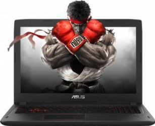 Laptop Gaming Asus FX502VM Intel Core Kaby Lake i7-7700HQ 1TB 8GB nVidia GeForce GTX1060 3GB Endless FullHD Laptop laptopuri