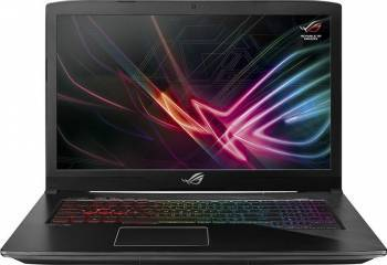 Laptop Gaming Asus ROG Strix GL703VD Intel Core Kaby Lake i7-7700HQ 1TB HDD 8GB nVidia GeForce GTX 1050 4GB FullHD  Laptop laptopuri