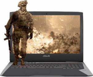 Laptop Gaming Asus GS752VS Intel Core Kaby Lake i7-7820HK 1TB HDD+512GB SSD 32GB nVidia GTX1070 8GB FullHD Win10 Pro Laptop laptopuri