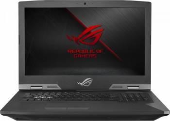 Laptop Gaming ASUS ROG G703VI Intel Core i7-7820HK 2TB HDD+512GB SSD 64GB nVidia GeForce GTX 1080 8GB Win10 Pro FullHD Laptop laptopuri