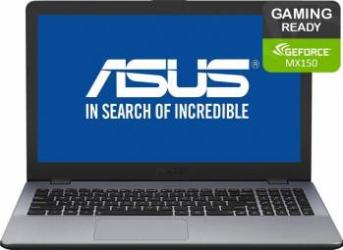 pret preturi Laptop Gaming Asus VivoBook F542UN Intel Core Kaby Lake R (8th Gen) i5-8250U 256GB 8GB nVidia GeForce MX150 4GB FullHD