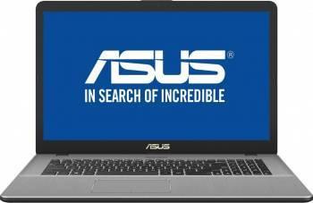 Laptop Gaming Asus VivoBook Pro 17 N705UQ Intel Core Kaby Lake i7-7500U 1TB HDD + 128GB 8GB nVidia GeForce 940MX 2GB Laptop laptopuri