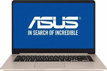 Laptop Asus VivoBook S15 S510UQ Intel Core Kaby Lake R (8th Gen) i7-8550U 1TB HDD 4GB nVidia GeForce 940MX 2GB Endless