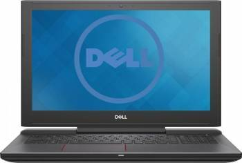 pret preturi Laptop Gaming Dell Inspiron G5 5587 Intel Core Coffee Lake (8th Gen) i7-8750H 1TB+128GB SSD 8GB nVidia GTX 1050 Ti 4GB