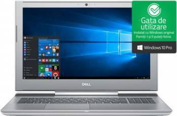 Laptop Gaming Dell Vostro 7570 Intel Core Kaby Lake i5-7300HQ 1TB HDD+128GB SSD 8GB nVidia GeForce GTX 1060 6GB FullHD Laptop laptopuri