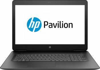 Laptop Gaming HP Pavilion Intel Core Kaby Lake i7-7700HQ 1TB HDD + 128GB SSD 12GB nVidia GeForce GTX 1050Ti 4GB FullHD  Laptop laptopuri