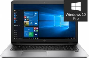 Laptop HP ProBook 470 G4 Intel Core Kaby Lake i5-7200U 1TB HDD 8GB nVidia GeForce 930MX 2GB Win10 Pro FullHD Laptop laptopuri