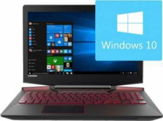 Laptop Gaming Lenovo Legion Y720-15IKB Intel Core Kaby Lake i7-7700HQ 1TB 16GB nVidia GeForce GTX 1060 6GB Win10 FullHD