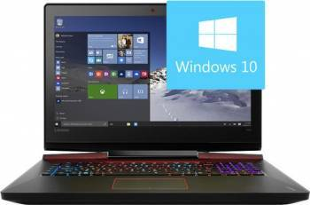 Laptop Gaming Lenovo IdeaPad Y910-17ISK Intel Core Skylake i7-6820HK 1TB HDD+1TB SSD 32GB Nvidia GTX1070 8GB Win10 FullH Laptop laptopuri