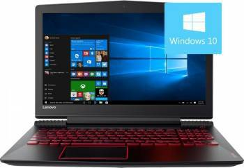 Laptop Gaming Lenovo Legion Y520-15IKBN Intel Core Kaby Lake i5-7300HQ 1TB 8GB Nvidia GTX 1050 4GB Win10 FullHD Laptop laptopuri
