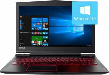 Laptop Gaming Lenovo Legion Y520-15IKBN Intel Core Kaby Lake i7-7700HQ 1TB 8GB nVidia GeForce GTX 1050 4GB Win10 FullHD