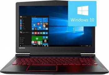 Laptop Gaming Lenovo Legion Y520-15IKBN Intel Core Kaby Lake i7-7700HQ 512GB 8GB nVidia GeForce GTX 1050 4GB Win10 FullH Laptop laptopuri
