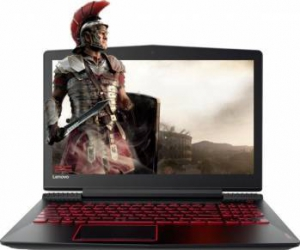 Laptop Gaming Lenovo Legion Y520-IKBM Intel Core i7-7700HQ 1TB HDD+256GB SSD 8GB nVidia GeForce GTX 1060 6GB FullHD Laptop laptopuri