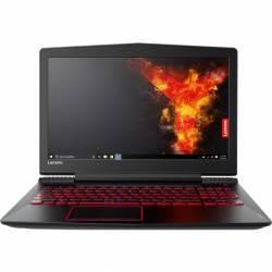 Laptop Gaming Lenovo Legion Y520 Intel Core Kaby Lake i7-7700HQ 256GB 8GB nVidia GeForce GTX 1050 4GB FullHD Negru Laptop laptopuri