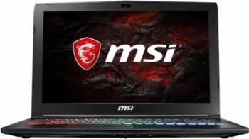 Laptop Gaming MSI GP62MVR 7RFX Leopard Pro Intel Core i7-7700HQ 1TB HDD+128GB SSD 16GB nVidia GeForce GTX 1060 3GB FullH Laptop laptopuri