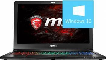 Laptop Gaming MSI GS75VR 7RE Intel Core Kaby Lake i7-7700HQ 1TB+256GB 16 GB nVidia GTX1070 8GB Win10 FullHD Laptop laptopuri