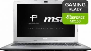 Laptop Gaming MSI PL62 7RC Intel Core Kaby Lake i5-7300HQ 1TB 8GB nVidia GeForce MX150 2GB FullHD Laptop laptopuri