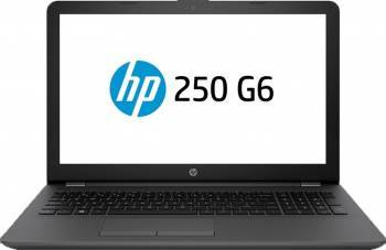 Laptop HP 250 G6 Intel Celeron N3350 500GB 4GB HD Dark Ash Laptop laptopuri